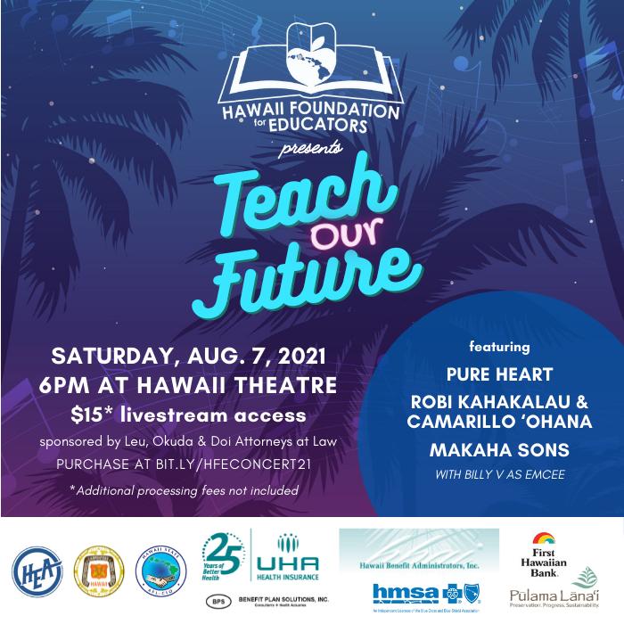 HFE Teach Our Future Social Media Flyer V2